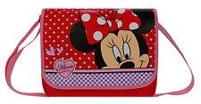 Disney Minnie Mouse Maus Schultertasche Tasche Handtasche Umhängetasche