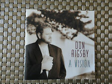 Don Rigsby - A Vision (with Ralph Stanley, Ricky Skaggs, David Parmley & more)