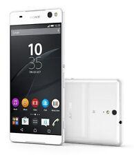 Sony XPERIA c5 Ultra Dual e5533 White Android Smartphone Senza SIM-lock (B-Ware)