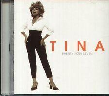 Tina Turner - Twenty Four Seven - CD NEW 11Tracks 1999