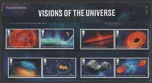 2020  Visions Of The Universe Presentation Pack 582 - Ref:5624