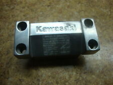 1986 Kawasaki Vulcan VN750 VN 750 Handlebar Clamp Mount Bracket Brace Handle Bar