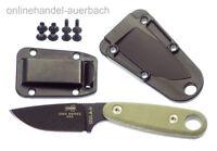 ESEE KNIVES IZULA-II-BLACK  Messer Outdoormesser