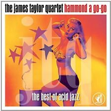 JAMES QUARTET TAYLOR - HAMMOND A GO-GO 2 CD NEUF