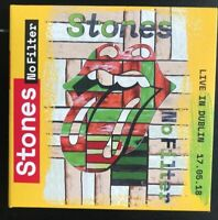 "THE ROLLING STONES : ""Live In Dublin 17.05.18"" (RARE 2 CD)"