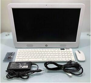 """HP 20-e021a AIO - 19.5"""" - AMD E1-6010 APU - 4GB - 120GB SSD - WIN 10&Office 2019"""
