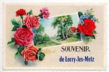 LORRY LES METZ Moselle CPA 57 souvenir de ...