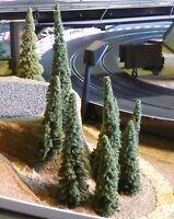 "20-STÜCK TANNEN Fichten Bäume H0 14-20cm HÖHE ""MADE in GERMANY""              41F"