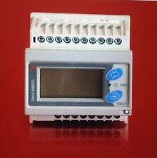 Carlo Gavazzi 3 Fases Medidor de energía kWh digital electricidad EM21 72D.AV5.3.X.0.XX