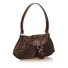 Buy Fendi Leather Handbags  9748932e929f8