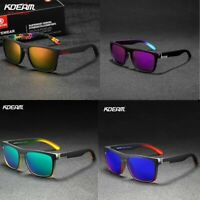 Occhiali da Sole Polarizzati, Kdeam KD156 C13, Protezione UV 400, uomo e donne.
