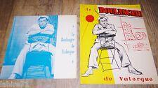 fernandel LE BOULANGER DE VALORGUE ! dossier presse cinema 1952