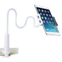 Schwanenhals 360° Bett Halterung Ständer Halter für iPad 2 3 4 Mini Tablet Handy
