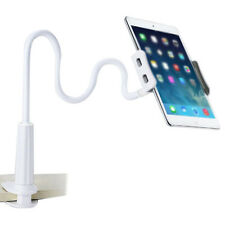 Portable Gooseneck Desk Bed Wall Lazy Stand Holder Mount For iPhone iPad Tablet