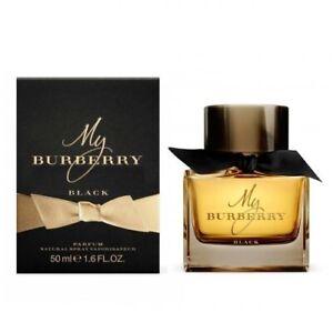 MY BURBERRY BLACK * Burberry 1.6 oz / 50 ml EDP Women Perfume Spray
