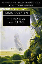 The War of the Ring: History of the Lord of the Rings by Christopher Tolkien...