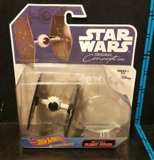 Star Wars Hot Wheels Original Concept TIE Fighter solo movie wave 3 and 4