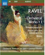 Leonard Slatkin - Orchestral Music 1 [New DVD Audio]