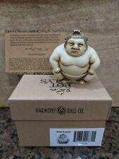 Harmony Kingdom Ball Historical Pot Belly Retired Great Grappler
