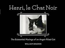 Henri, le Chat Noir: The Existential Musings of an Angst-Filled Cat-ExLibrary