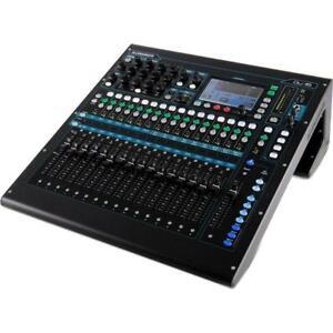 NEW Allen & Heath A&H QU-16 Channel Chrome Edition Digital Mixer Audio Interface