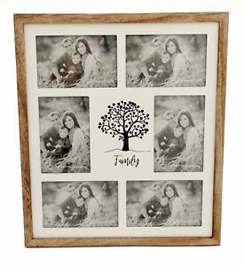 Tree of Life Family Gallery Collage Multi Photo Frame Gift Mum Aunty  Sister