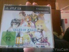 Tales Of Xillia Promo +Tales of Xillia 2 Day One Steel Box (Sony PS3)