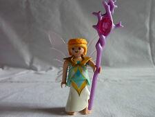 PLAYMOBIL personnages chateau fée reine princesse ailée n°4