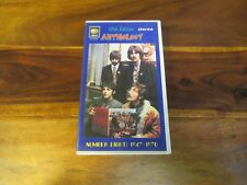 RARE BEATLES VHS APPLE FILMS 10TH EDITION ANTHOLOGY NO. 8 PROMOTIONAL COPY 1995