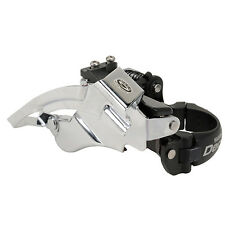 New Shimano Deore Front Derailleur 34.9 Low Clamp Top Bottom Pull 3 Spd Triple