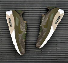 Nike Air Max 90 Ultra 2.0 Flyknit 'medio Oliva' 875943 200 UK12 EUR47.5 Tn 95