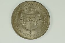 1938 One Crown George VI in Almost Uncirculated Condition