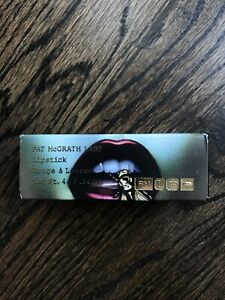 Pat Mcgrath Labs Lipstick Rouge A Levres MatteTrance 221 Obsessed  New In Box!