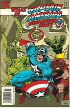 What If? #67 (2nd Series) VF (8.0) 1994 Captain America Were Revived Today?
