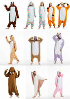 Adult  Animal Pajamas Kigurumi Cosplay Pyjama Cutome Robe Onesi0 Jumpsuit Anime