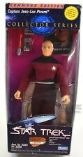"Star Trek Captain Jean-Luc Picard 10"" Figure MIB Command Edition 1994"