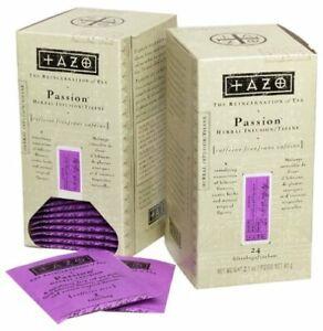 Starbucks Sbk-149903 Tazo Passion Tea - Herbal Tea - Passion Fruit (sbk149903)