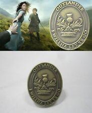 Outlander Love Pin, TV series, Lucky Charm, Scotland