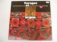 TARAGOT ET ORGUE - RUMANIA LP