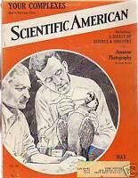 1939 Scientific American May-Animals bring us diseases