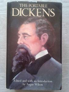Charles Dickens - The Portable Dickens, Auszüge d. bekanntesten Werke