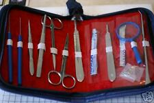 Deluxe Dissecting Kit - 12 pc. set