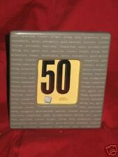 50th Birthday Picture Frame NEW BOXED GIFT
