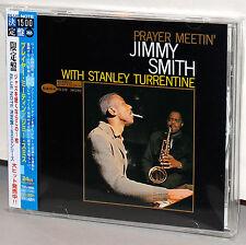 BLUE NOTE CD TOCJ-6665: JIMMY SMITH - Prayer Meetin' - OOP JAPAN 2006 OBI NEW
