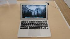 "MacBook Air 11"" Mid 2013, 1.3 GHz Core i5, 128 GB SSD, 4 GB RAM + Warranty"