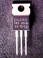 IRL3803 - International Rectifier MOSFET (TO-220) GENUINE