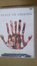 DVD  ALICE IN CHAINS SPECIAL   SEATTLE 1990  ROCK AM RING GERMANY 2010      DVD