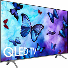 "Samsung Qn75Q6Fn Q6Fn-Series 75""-Class Hdr Uhd Smart Qled Tv -Hdmi Bundle!"