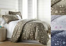 Secret Meadow Down Alternative 3-piece Ultra Plush Reversible Comforter Set
