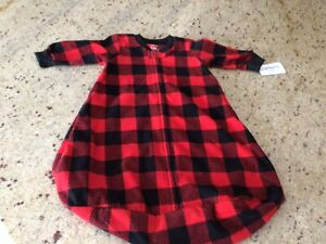 Baby Sleep Sack Size 3-6 Months By Carters NWT